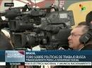 Dilma Rousseff propone reformar seguridad social y pensiones en Brasil