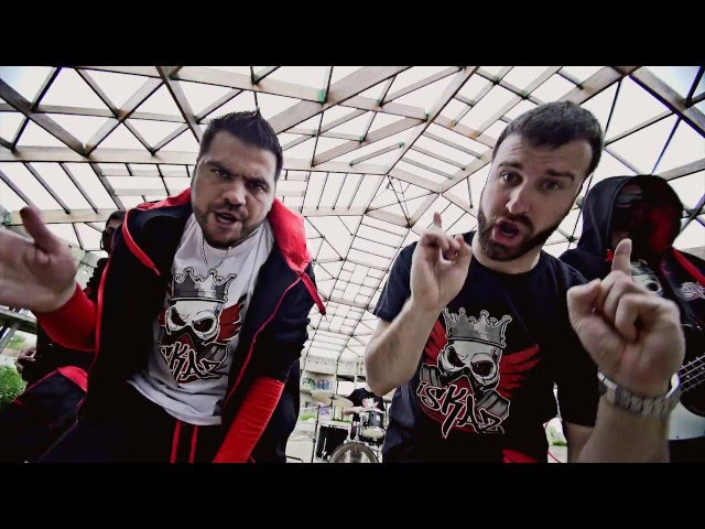 ISKAZ - GRIZI GAZI (Official Music Video 2016 4K)
