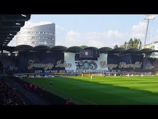 SK Sturm Graz - SK Rapid Wien 1:1 (1:0), Bundesliga 2016/17 - 10.09.2016, 20 Jahre Grazer Sturmflut
