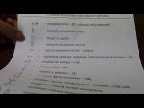 Урок 1 Условные обозначения для вязания крючком