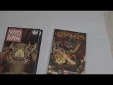 Обновки комиксов: Совершенный Человек паук 3 том и Парень малость подавленный 10,11,12 номера