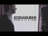 jessica &amp kilgrave  even if it's fake