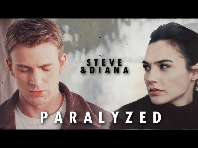 Steve Rogers Diana Prince || Paralyzed [thc]
