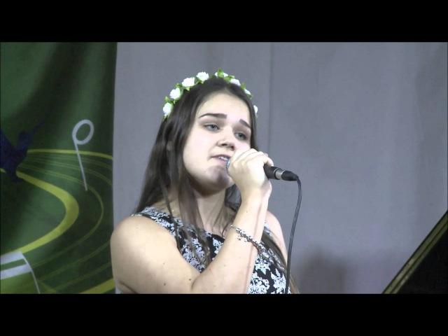 Бедюх Марина В роще пел соловушек, школа Виртуозы