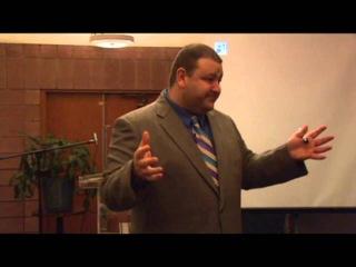 Александр Болотников семинар по книге Исаия часть 1
