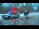 Погони ДПС за советсткими мотоциклами Мото приколы