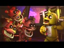 Five Nights at War - Fredlets VS. Baby Animatronics Short Movie