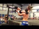 [Free Match] Eddie Edwards vs. JT Dunn with Shelly Martinez - NEFW (New England Frontier Wrestling)