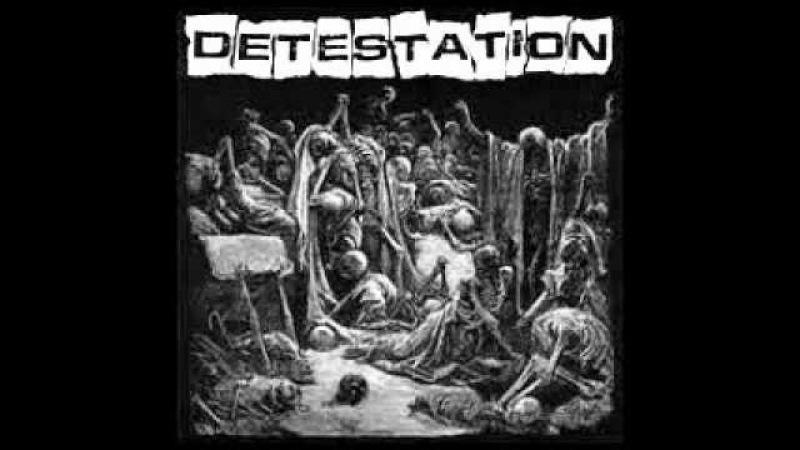 Detestation - self titled (FULL ALBUM)