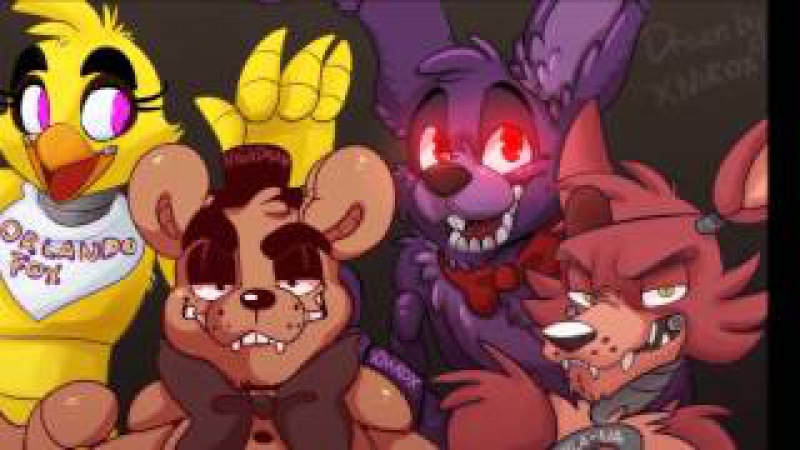 Fnaf tribute - My life is a party