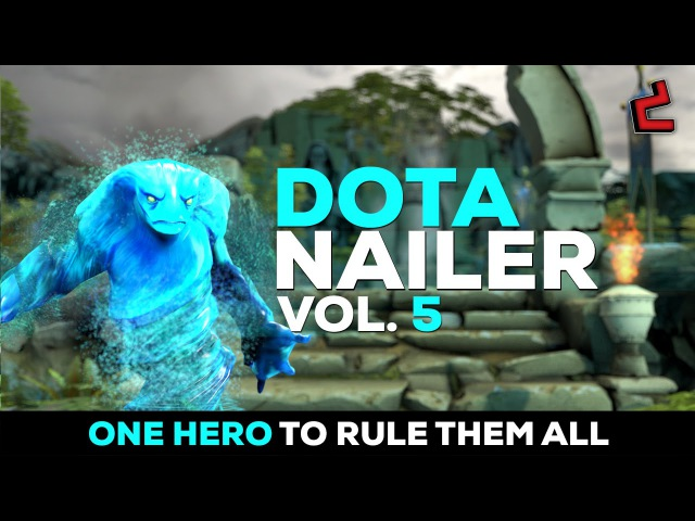 Dota Nailer vol. 5 — Morphling by KAMIKAZE