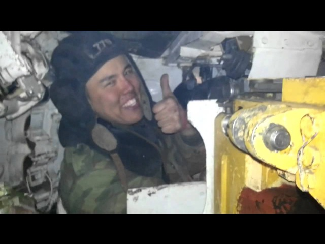 стрельба с танка Т 72 б Shooting from tank cnhtkm,f c nfyrf n 72 , shooting from tank