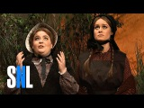 Cut for Time Oregon Trail (Brie Larson) - SNL