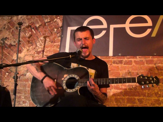 Vosmoy- Sober(tool cover) live in Gegel bar, 2013.08.02 (08)