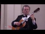 Manuel Barrueco suona Bach BWV 1007 - Intervista