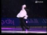 Stephane Lambiel 2005 Art on Ice - Billie Jean