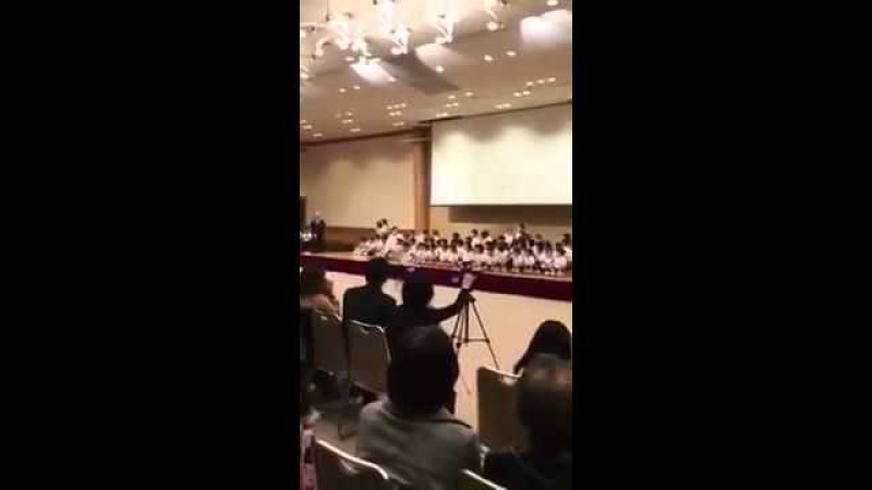 Вот как надо поддерживать! Команда Просто посмотрите это видео Япония