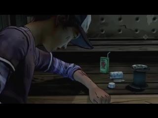Ходячие Мертвецы - 2 серия (2 сезон) Эпизод 1: Всё, что осталось - Прохождение игры на Xbox 360