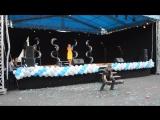 ДП Северный.Соло одинокого танцора.27 августа 2016.