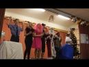 """Новогодняя сценка """"Приключения Буратино-2016"""""""
