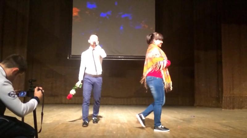 Roma alone Махмуджон Юнусов - Эй санам (концерт 10-сентября 2016) ДК-Строитель
