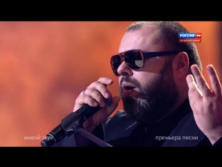 Макс Фадеев - Breach the Line LIVE - OST Сердце воина (живое выступление, шоу Главная сцена)   1080p