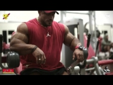 Roelly Winklaar 2014 amazing photoshoot backstage after the Olympia in San Marino