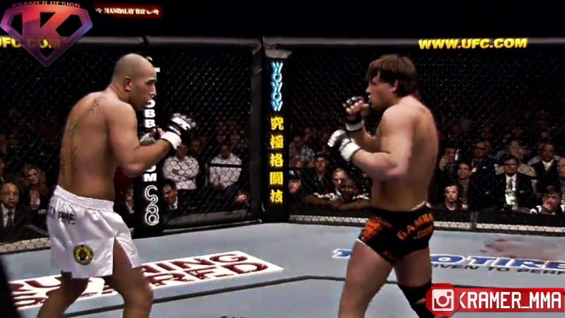 Brandon Vera VS Justin Eilers by Kramer