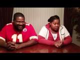 Дочь наказала отца в Битбокс Батле