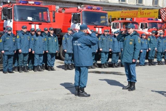 МЧС России проводит комплексную тренировку по ликвидации природных и техногенных чрезвычайных ситуаций
