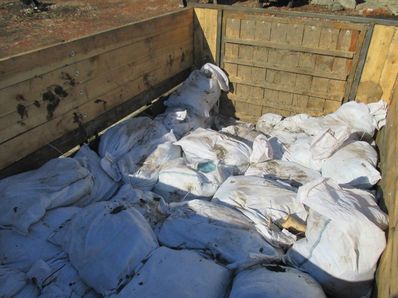 В Ростовскую область не пустили 2700 кг подозрительного шпика