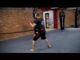 Тренировка чемпиона мира по Киокушинкай IFK Максима Дедика с Fight Belt