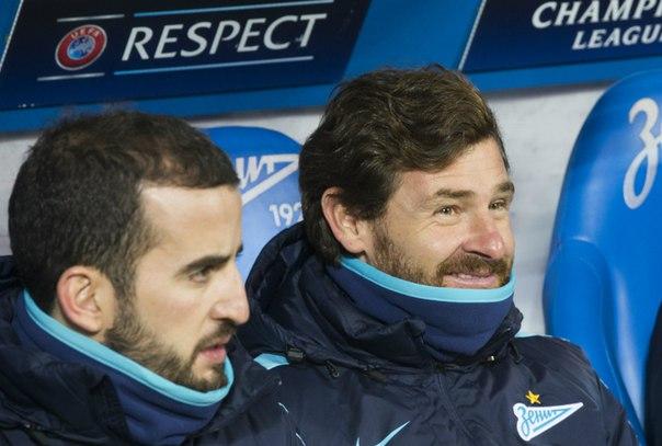 Андре Виллаш-Боаш: это радостный момент для всего российского футбола