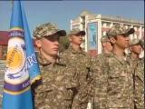 Облыстық Жас Ұлан әскери -қолданбалы спорттық жарысы...