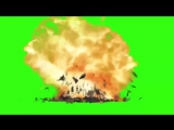 MLG Green Screen Explosion 1 ВЗРЫВ ФУТАЖ