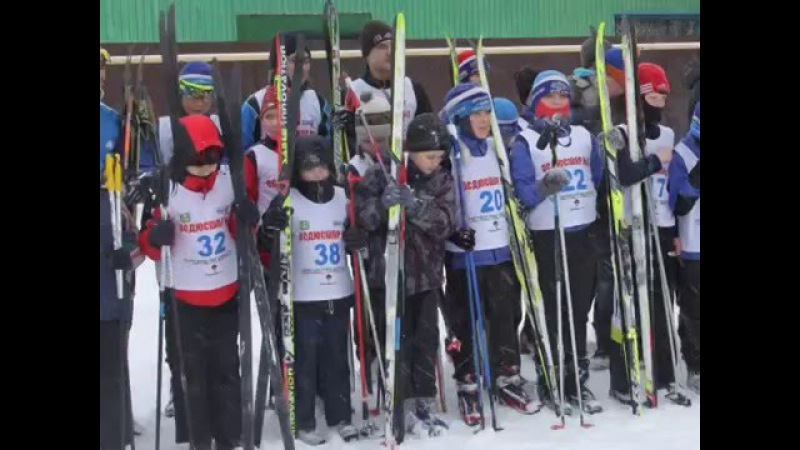Команда «Зауралье» провела тренировку в Глядянском