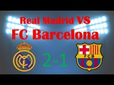 Copa del Rey. Real Madrid vs FC Barcelona 2-1 (31.12.2015) FIFA14