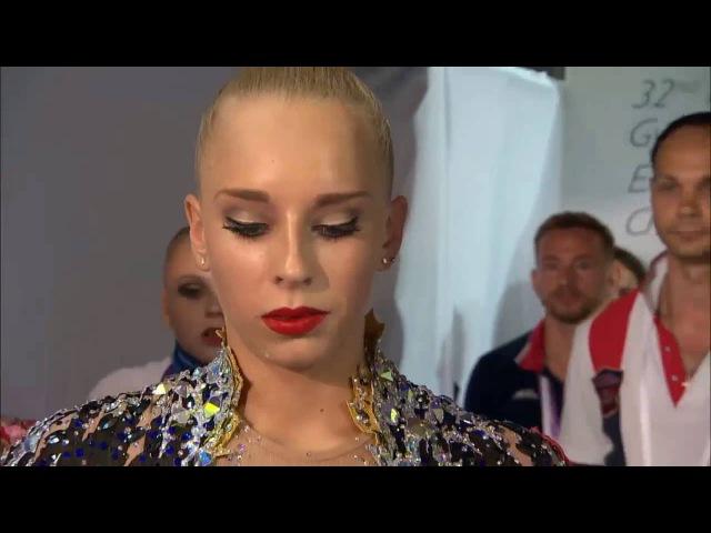 Yana Kudryavtseva Clubs AA - European Championships Holon 2016