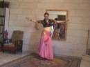 16 Lital Dorchin in Belly Dance Boulevard's belly dancing video lessons project