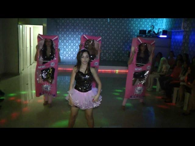 ShowStars ריקוד בת מצווה ברבי