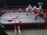 Pat Patterson &amp Ray Stevens vs Billy Robinson &amp Frank Young
