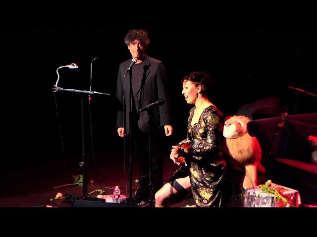 Amanda Palmer Neil Gaiman - Makin Whoopee Live