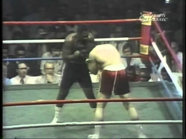 №29 Smokin Joe Frazier (Джо Фрейзер) vs Ron Stander
