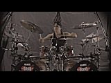 FRANKY COSTANZA - DRUM PLAYTHROUGH - BORN TWICE ( DAGOBA )