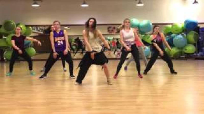 Rihanna - Work / Dance Fitness Choreography Anna Dąbrowska