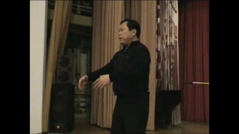 Чжун Юань цигун - Большое дерево