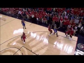 Stephen Curry game-tying three-pointer: Golden State Warriors at New Orleans Pelicans