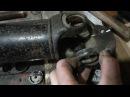 ремонт ваз 21214 нива снятие крестовин кардана