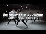 Additional groups We don't talk anymore - Charlie Puth Lia Kim &amp Bongyoung Park Choreography