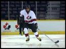 Уроки канадского хоккея часть 1 Катание на коньках